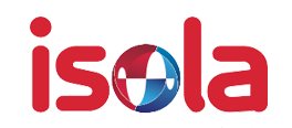 Isola Belgium - logo