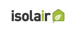 Isolair - logo