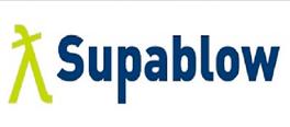 Supablow - logo
